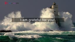 i am grateful - unwavering