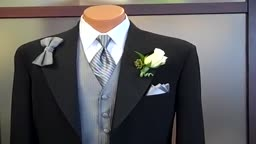 Proper Boutonniere Placement