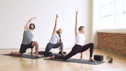 20 Minute Vinyasa Yoga Class with Janet Stone | lululemon