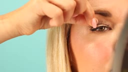 Makeup tutorial- Lashes #bluemercury @princeton
