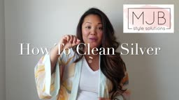 MJB style solutions EP. 4 | How To SHINE YOUR SILVER