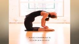 Branding Portraiture Yoga