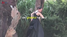 I am grateful - for oneness