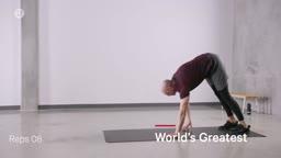 15 Minute Full Body Workout I Train | lululemon