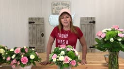 Easy Arrangements For Store Bought Flowers