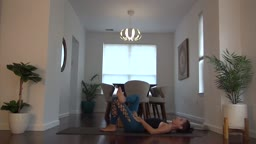 Honor Yoga - Morning Yoga at Home - Pose 3