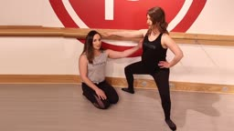 Thigh Work, Pregnancy #PureBarre @Princeton