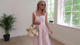 Stylying Summer Dresses #fitfabandwelltube
