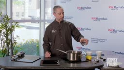 Jersey Fresh Chef Series with Chef Peter: Blueberries