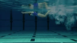 Swimming - Freestyle Uphill or Downhill #fitfabandwelltube