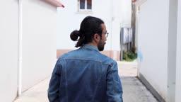 6 Ways To Wear A Men's Denim Jacket #fitfabwelltube