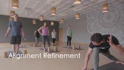 Aligment Refinement #HonorYoga @Princeton