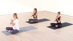 22 Minute Calming Vinyasa Yoga Class @LulemonPrinceton