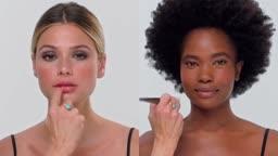 Bobbi Brown Teaches Makeup and Beauty #BlueMercuryPrinceton