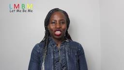 Acceptance #LetMeBeMeNJ by Dr. Joan Coleman