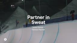 ululemon | Partner in Sweat - Cassie Sharpe & Trennon Paynter