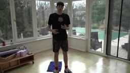 #2 Awesome At-Home Workout for High School Student 2