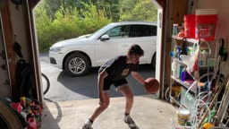 How to improve your basketball dribble and handling #TeamShaun10