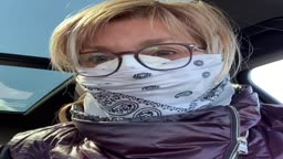 How to avoid fogging on your glasses while wearing a Scarf - Covid19