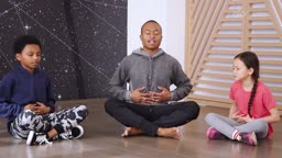 Be Flexible: Body Breathing with Andrew Sealy - Free Kids Yoga