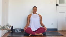 30 Minute Pre & Postnatal Yoga with Aurelie Louis-Alexandre | lululemon