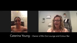 Interview with Caterina Young