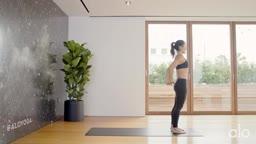 30 Minutes Vinyasa Yoga