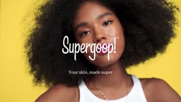 Supergoop! CC Screen Campaign | Bluemercury