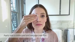 Chantecaille Evening Skincare Routine feat. Gold Recovery Mask | Bluemercury