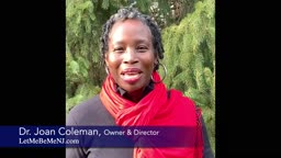 Dr. Joan Coleman Happy Holiday Greetings and Tips