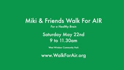 EVENT: Miki & Friends Open A.I.R. Healthy in Mind & Body