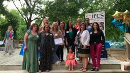 JFCS Award Recognition to The Big Thinkers Group