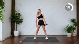 10 min Standing ABS WORKOUT (Intense & Effective)