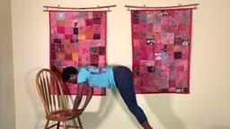 Thrive with Romy Toussaint with 10 habits of Ayurveda! Habit 4 - Breath Body Practice