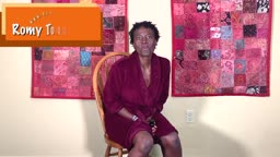 Thrive with Romy Toussaint with 10 habits of Ayurveda! Habit 6 - Self Massage