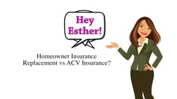 Hey Esther! Owners - Replacement vs ACV Insurance?